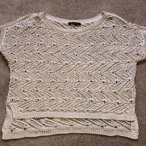 White House l Black Market Knit Sweater